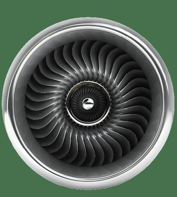 Aviation fan